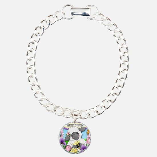 Cuddly Sweet Sheep Bracelet