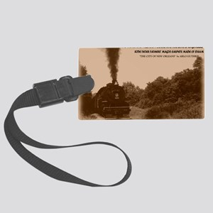 040909-1 Large Luggage Tag