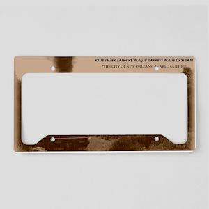 040909-1 License Plate Holder