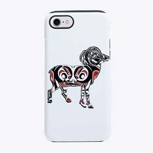 NORTHWESTERN RAM iPhone 7 Tough Case