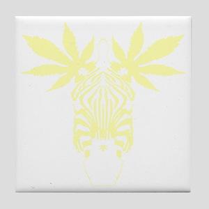 orng_mzebra Tile Coaster
