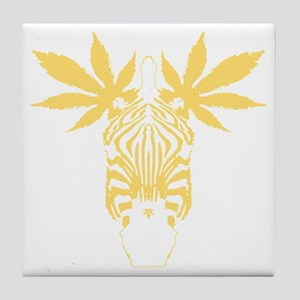crn_mzebra Tile Coaster