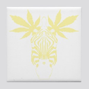 grs_mzebra Tile Coaster