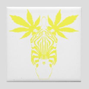kg_mzebra Tile Coaster