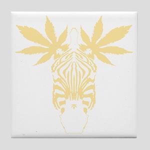 pfc_mzebra Tile Coaster