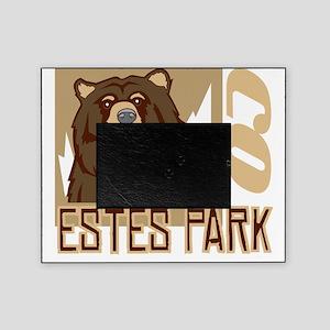 Estes Park Grumpy Grizzly Picture Frame