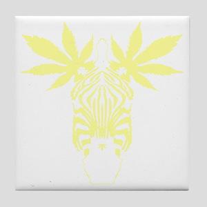 aspha_mzebra Tile Coaster