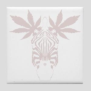 cnd_mzebra Tile Coaster
