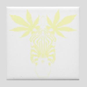 army_mzebra Tile Coaster