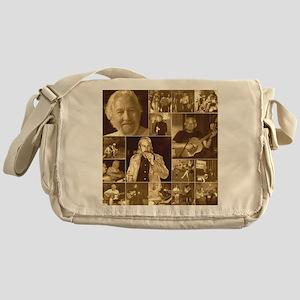 Joel Wray back Messenger Bag