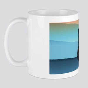 ridgeback blue mountains wd4 Mug