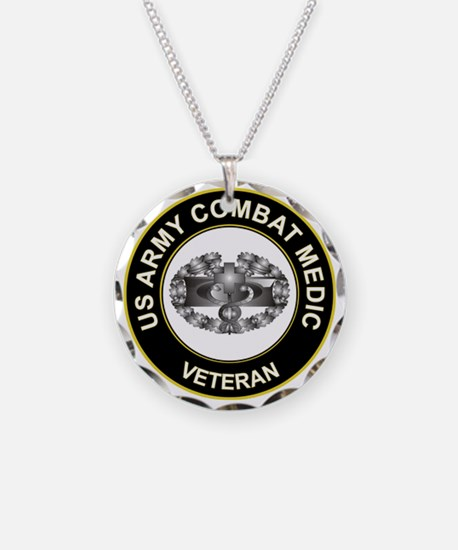 US ARMY COMBAT MEDIC Necklace