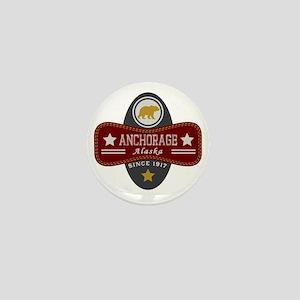 Anchorage Nature Marquis Mini Button