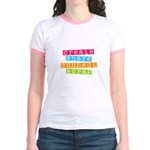 Create Share Connect Scrap Jr. Ringer T-Shirt
