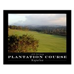 18th fairway, Plantation Course, Kapalua