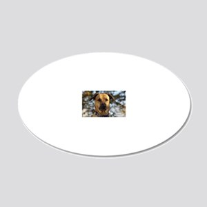 Cody He Is Your Friend You A 20x12 Oval Wall Decal