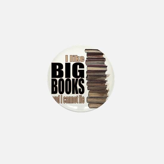 Big Books Mini Button