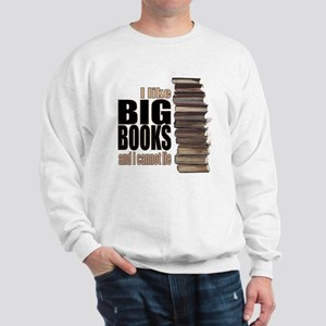 Big Books Sweatshirt