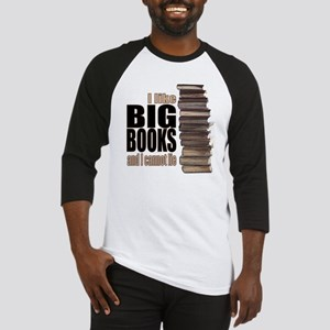 Big Books Baseball Jersey