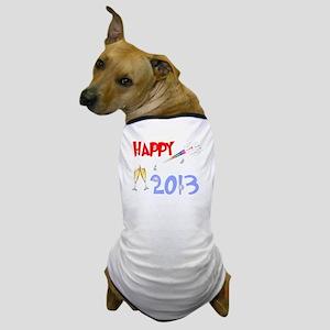 New Year 2013 Dog T-Shirt