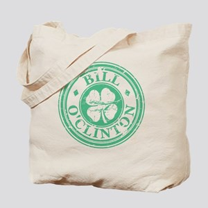 Bill O Clinton Tote Bag