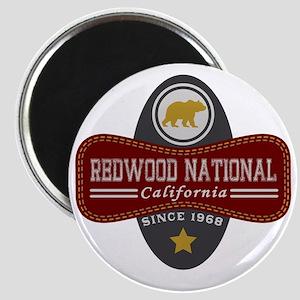 Redwood Natural Marquis Magnet