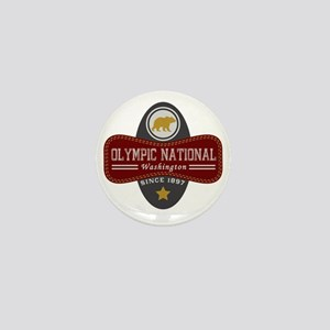 Olympic Natural Marquis Mini Button