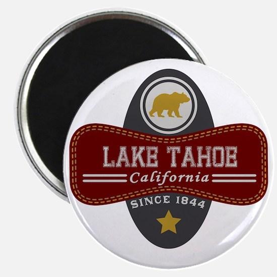 Lake Tahoe Nature Marquis Magnet