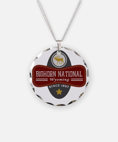 Bighorn Natural Marquis Necklace
