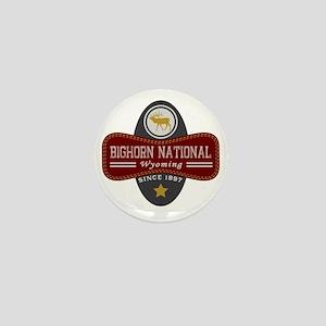 Bighorn Natural Marquis Mini Button