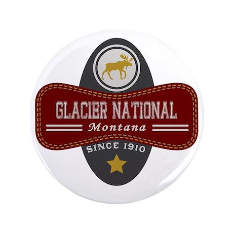 """Glacier Natural Marquis 3.5"""" Button"""