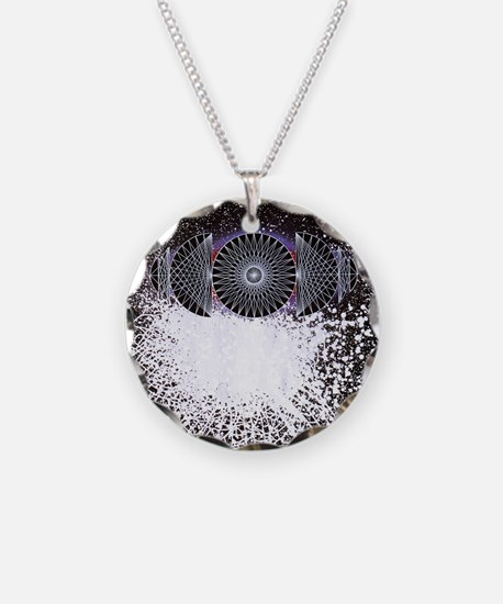 Mens Cosmo Cathedral Vacuum  Necklace