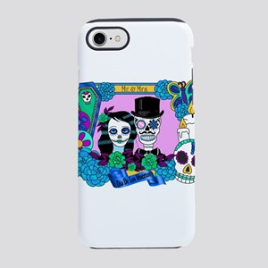 Best Seller Sugar Skull iPhone 7 Tough Case