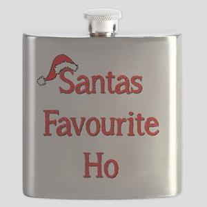 Santas Favourite Ho Flask