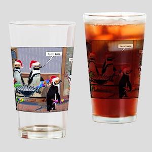 Secret who...? Drinking Glass