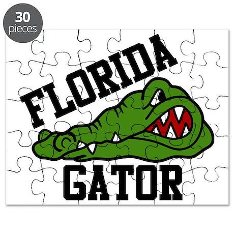 Florida Gator Puzzle