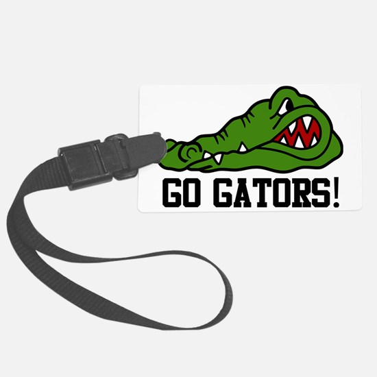 Go Gator Luggage Tag