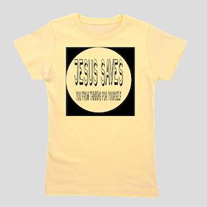 jesusbutton Girl's Tee
