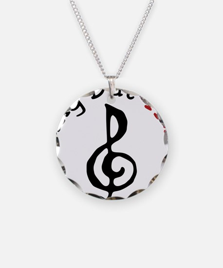Nothing But Treble Necklace