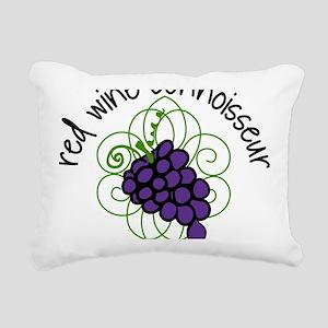 Connoisseur Rectangular Canvas Pillow