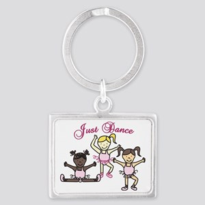 Just Dance Landscape Keychain