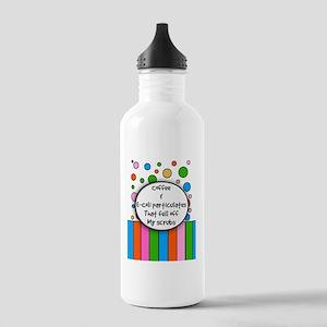Nurse mug 2 ecoli Stainless Water Bottle 1.0L