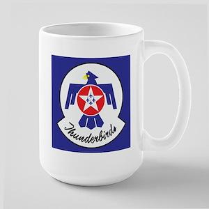 U.S. Air Force Thunderbir 15 oz Ceramic Large Mug