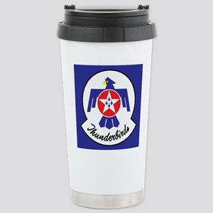 U.S. Air Force Th 16 oz Stainless Steel Travel Mug