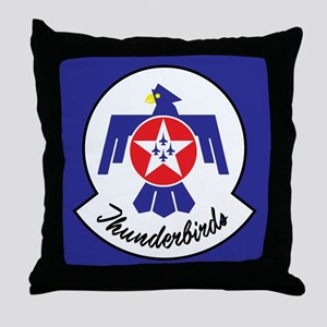 U.S. Air Force Thunderbirds Throw Pillow