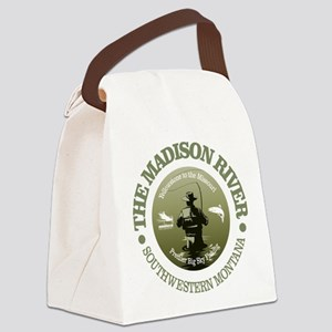 Madison River FF Canvas Lunch Bag