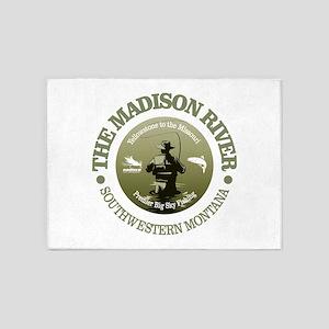 Madison River FF 5'x7'Area Rug