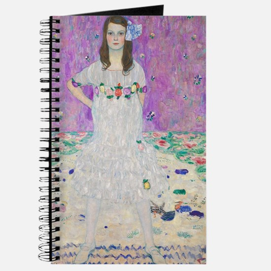 Klimt Mada Primavesi Journal