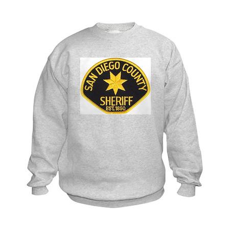 San Diego Sheriff Kids Sweatshirt