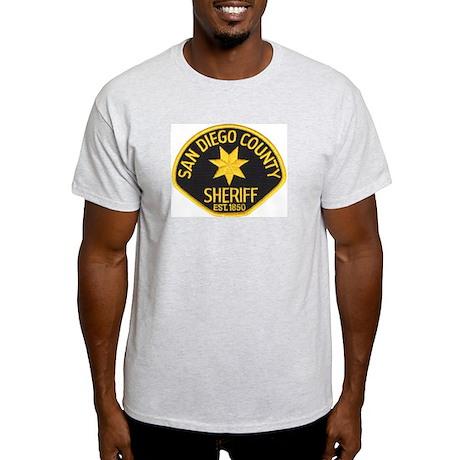 San Diego Sheriff Light T-Shirt